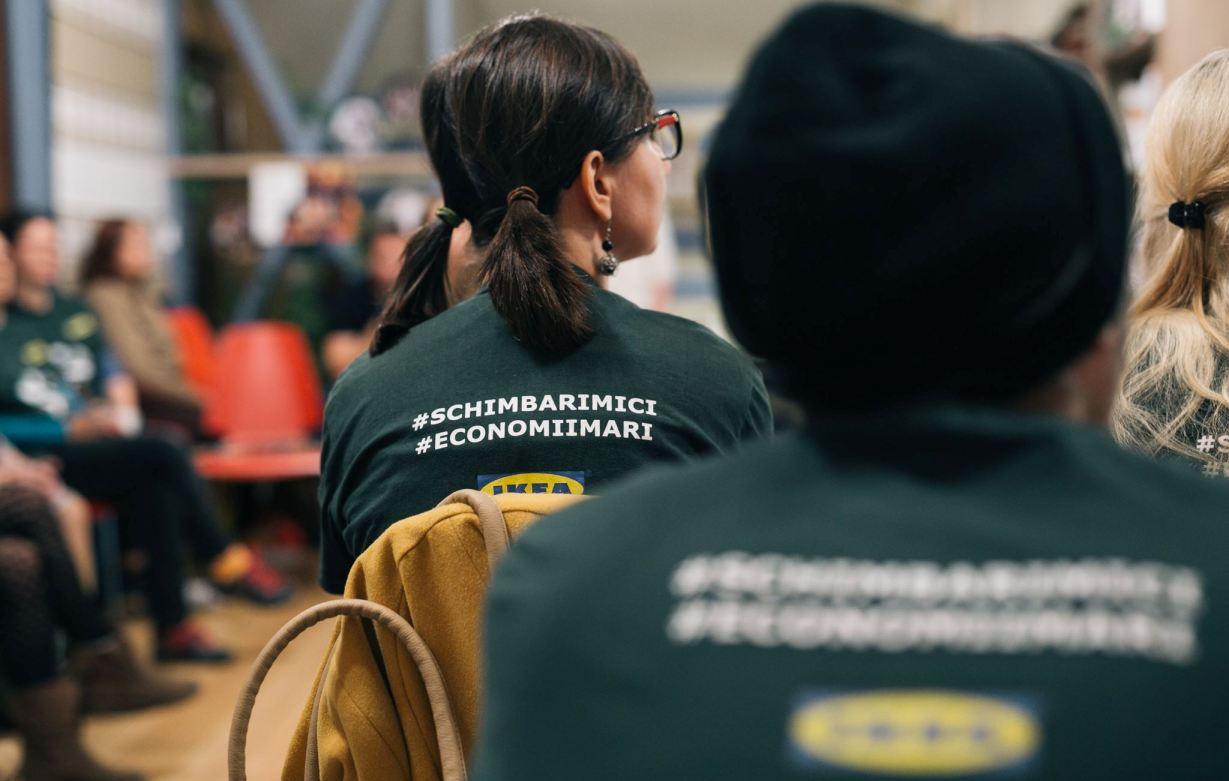 Le Ikea Blume ikea 10 931 de ore de pentru angajații din românia în