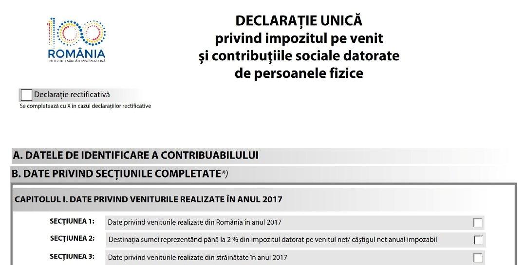 Depunere declaratii fiscale online dating