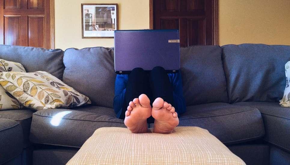 microsoft lucrează acasă
