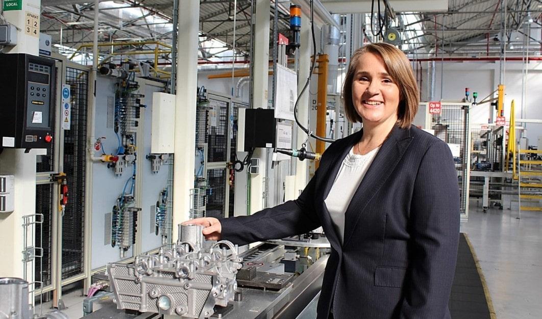 Josephine Payne, prima femeie care va conduce operaţiunile de producţie ale Ford în România